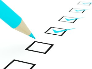 Checklist for Personal Finance Success
