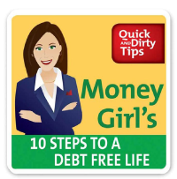 Money Girl's 10 Steps to a Debt Free Life (AudioBook)