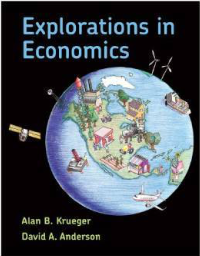 Explorations in Economics (Hardcover Textbook)