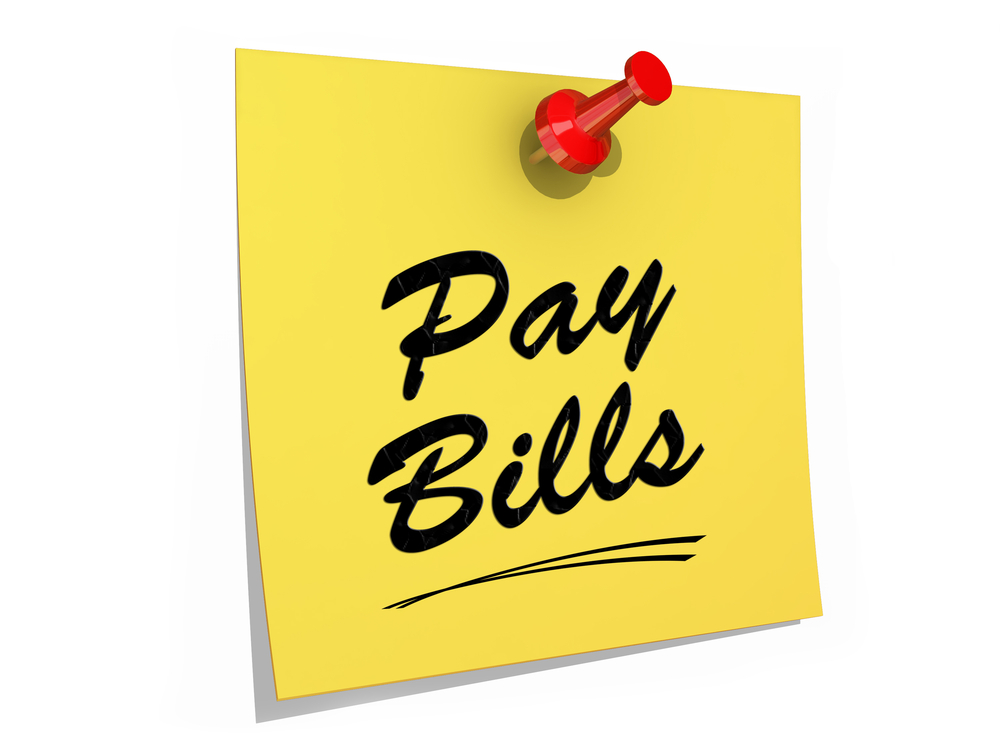 Can't Pay Bills? Take These 6 Steps Now