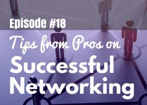 #18 How to Network Like the Most Successful People
