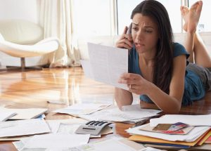 minimize credit damage after late payment