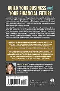 Money-Smart Solopreneur Back Cover